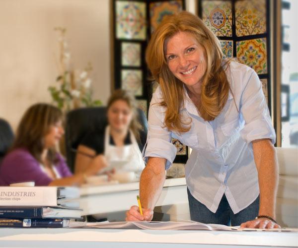 Brenda Jean Lusher from Mizner Tile Studio