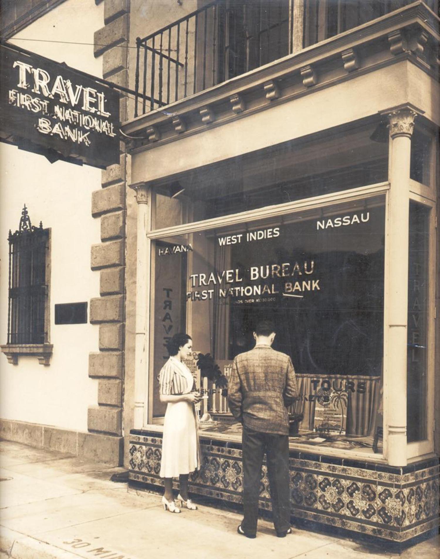 Wells Fargo Bank Front Original