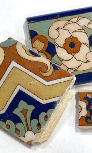 Boca Resort Broken tiles