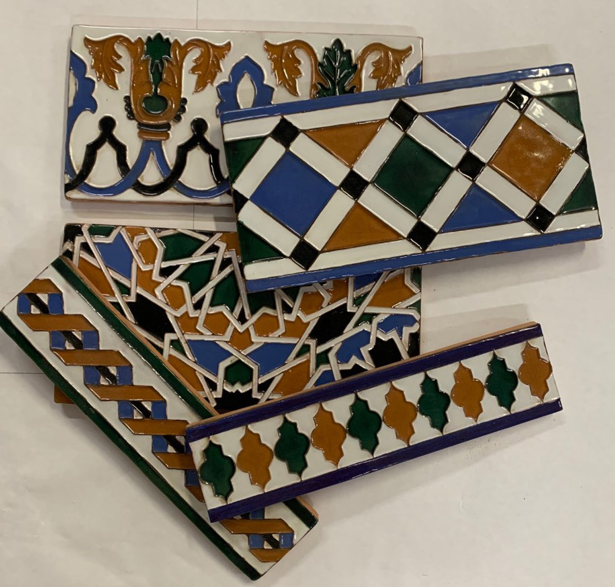 andalusian antique reproduction